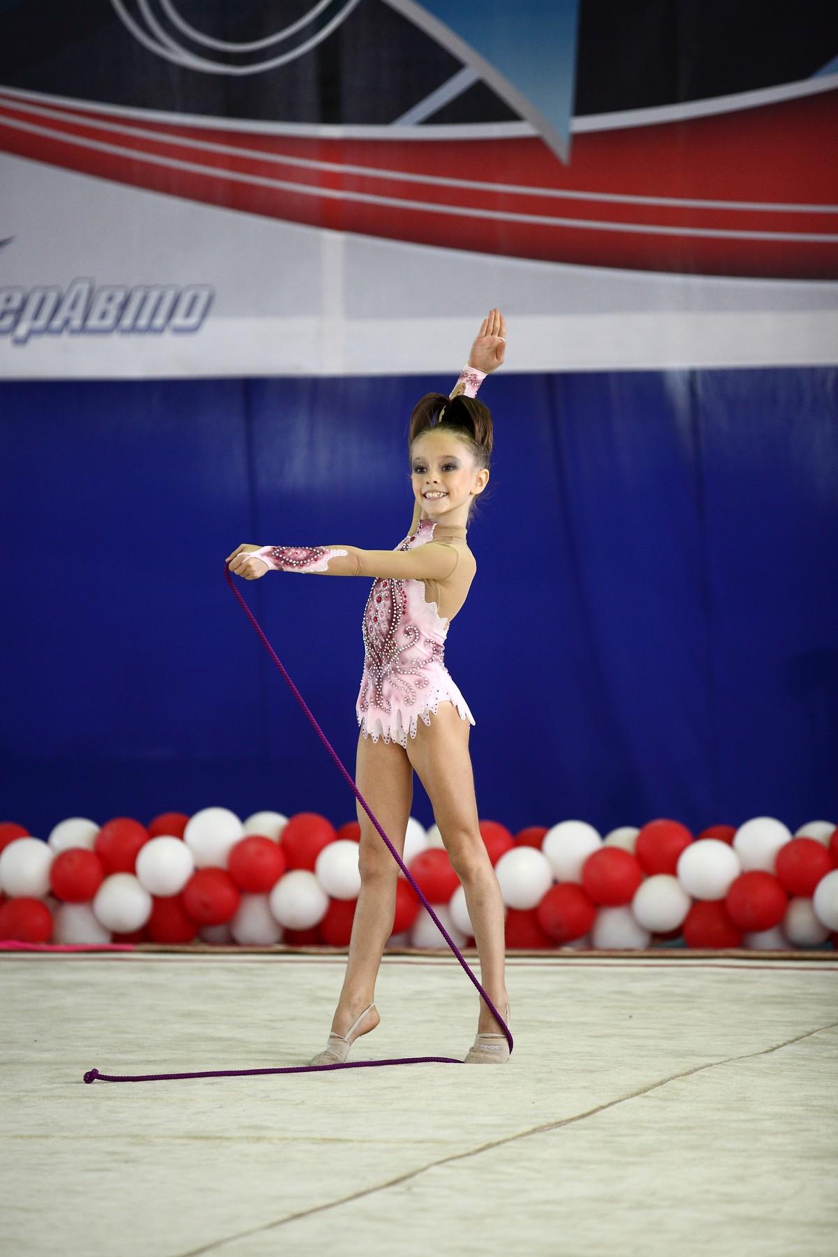 Юные гимнастки cherries 20 фотография